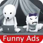Funny and Hot Mobile Ads