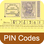 Search for Indian PIN Codes