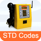 Search for Indian STD Codes